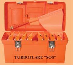 Turboflare SOS Amber